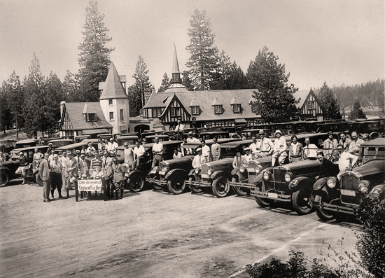 History - UCLA Lake Arrowhead Conference Center