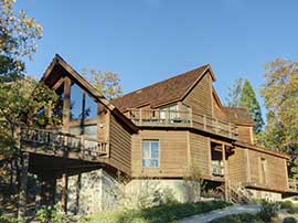 Briar Creek Chalet — Sleeps up to Ten
