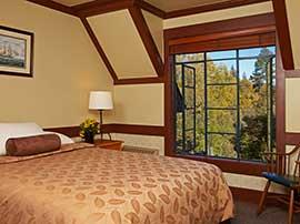 Cedar Lodge — Bedroom