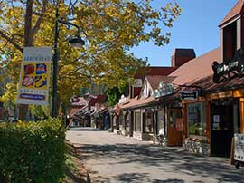 Lake Arrowhead Village Shops
