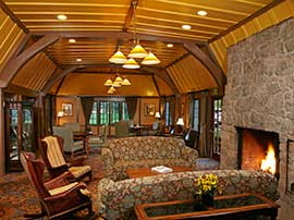 Main Lodge — Living Room