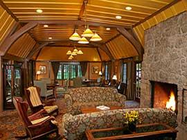 Main Lodge — Living Room