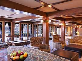 Main Lodge — Lobby