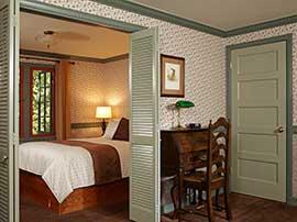 Vintage Cottage — Bedroom